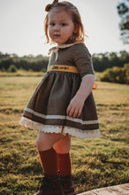 Magnolia Dress and Bloomers