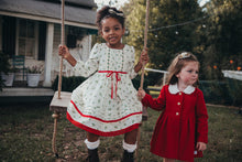 PREORDER Holly Berry Dress and Bloomers