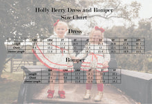 Holly Berry Dress and Bloomers