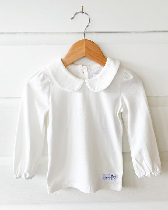 Collared Vanilla Layering Shirt