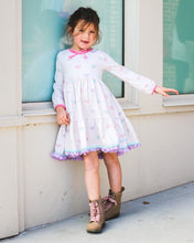 Maddie Dress- Candy Land