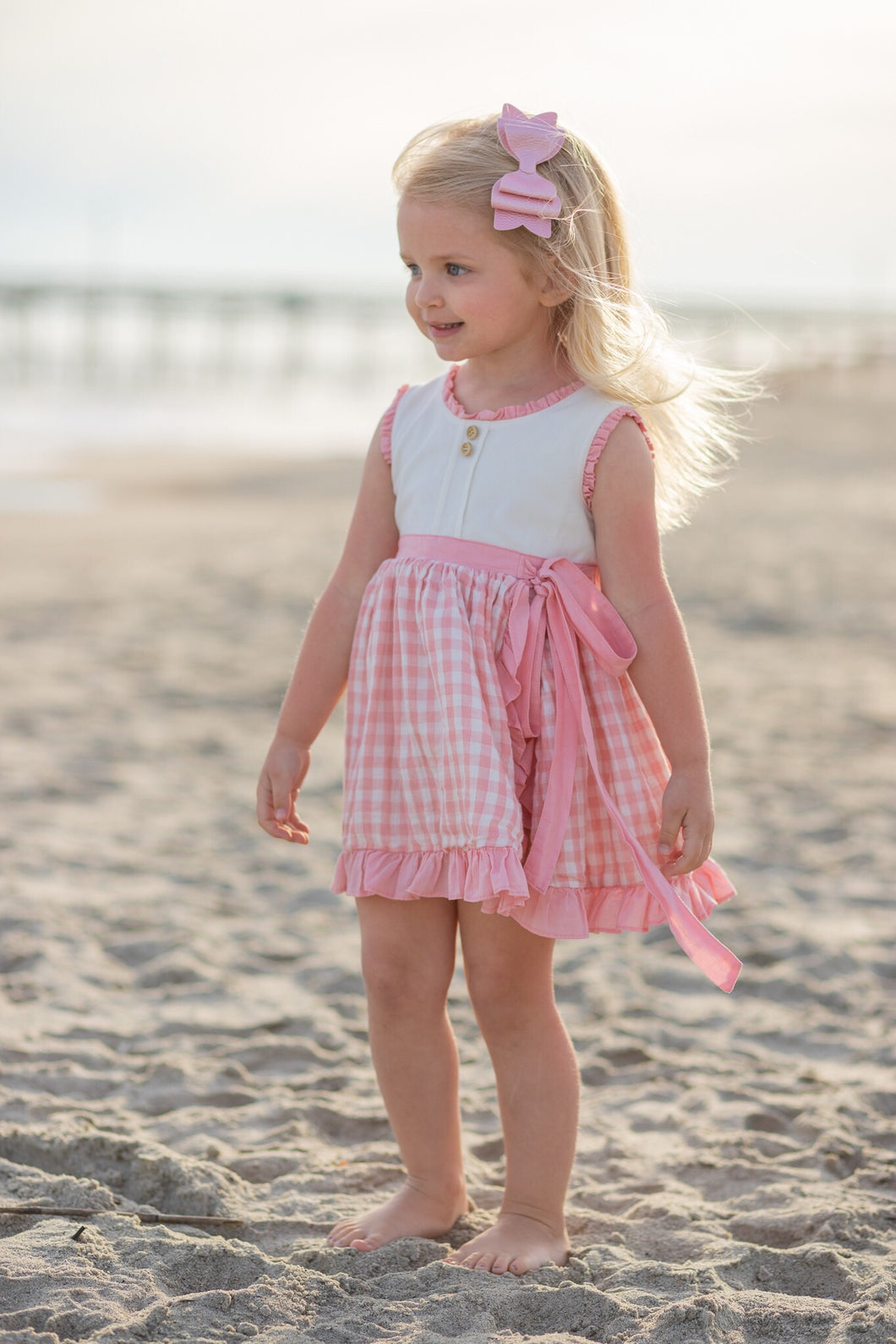 Vivian Dress and Bloomers