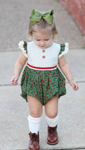 Holly Romper- running small, size up.