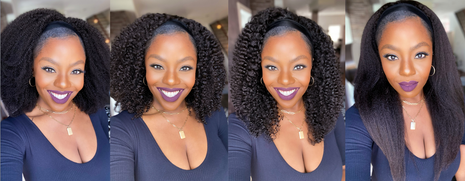 5 Benefits of a Headband Wig Image