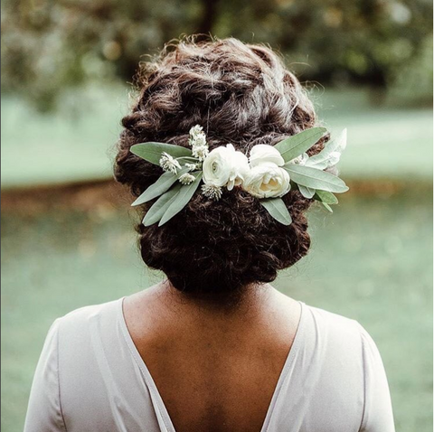 Bridal Ready 7 Natural Hairstyles For Your Wedding Day Heat Free Hair
