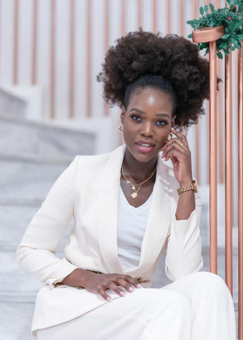 5 Natural Styles For The Office Heat Free Hair
