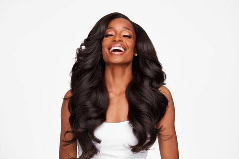 Heat Free Hair Blow Out Wig