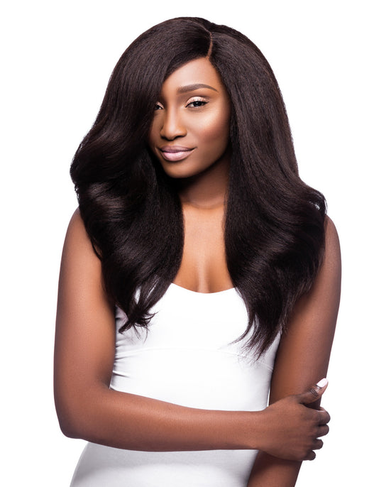 """Blow Out"" Empress U-Part Wig"