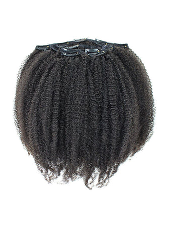 For Kurls Clip-Ins (Black)