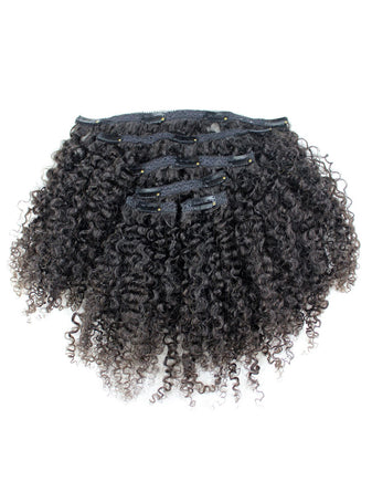 For Koils Wefted Hair (Black)