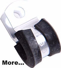 Hard Line Cushioned P-Clamps