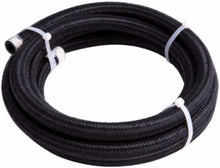 By the Foot , -20an Black Nylon & Stainless Steel Hose