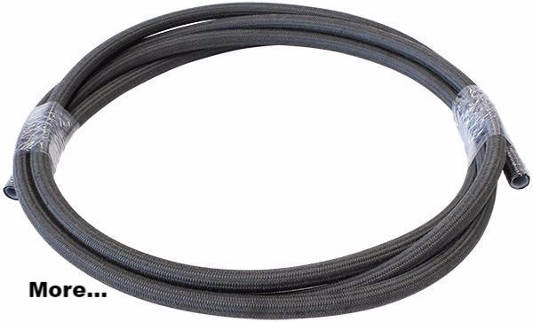 KRYPTALON Ultra Light Flexible Kevlar Braided Hose