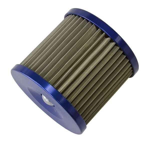 Filter Elements for Re-usable oil filters