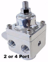 Billet Carb Fuel Pressure Regulator
