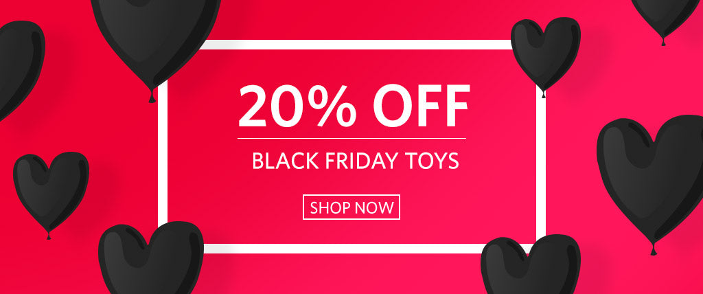 Black Friday 2018 - Our Biggest Yet!