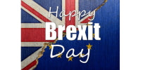 Happy Brexit Day - Think Twice before you Order!