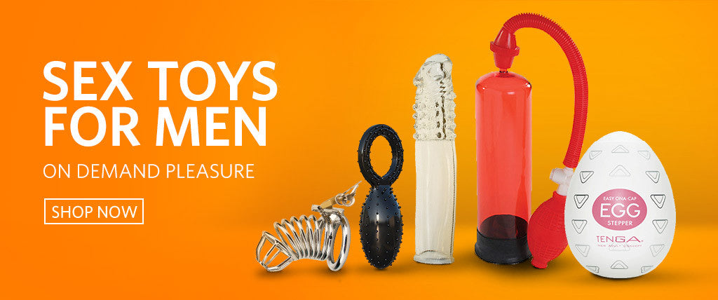 Sex Toys for Men