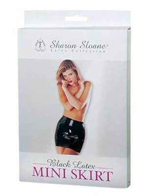 Sharon Sloane, Mini Skirt - Black