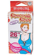 Romping Rosy Doll