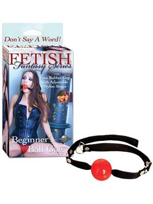 Fetish Fantasy Beginner's Ball Gag