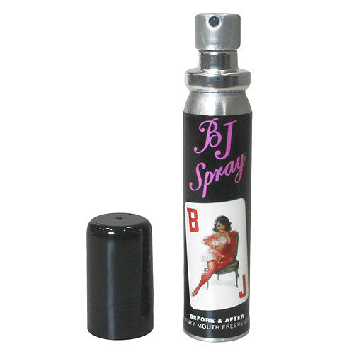 BJ Spray