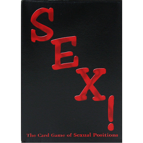Sex! Card Game