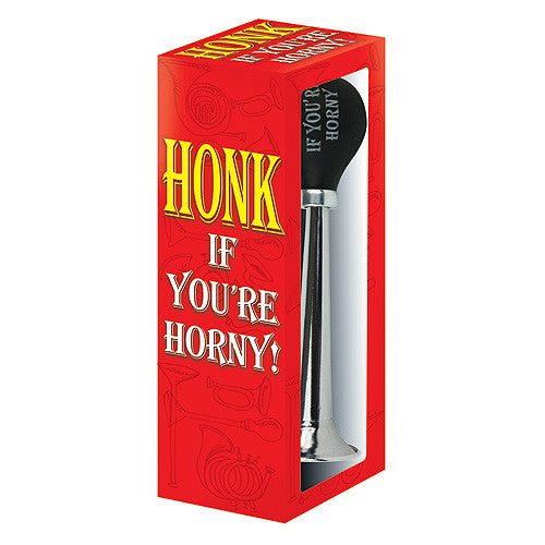 Honk If You`re Horny