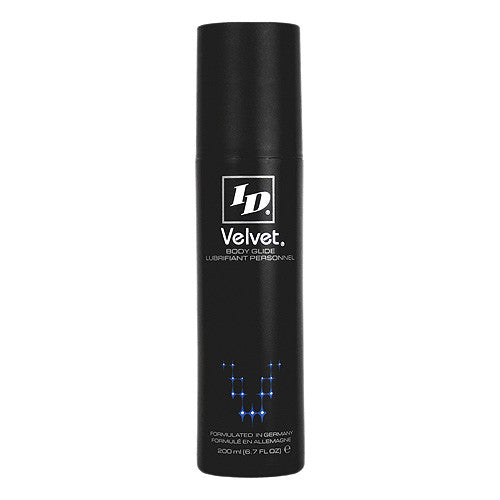 ID Velvet Silicone Based Lubricant