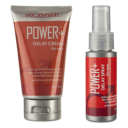 Doc Johnson Power Delay For Men - Spray