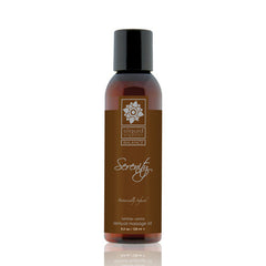 Sliquid Balance Collection Massage Oil 4.2oz