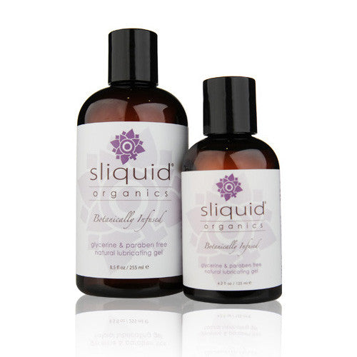 Sliquid Organics Natural Gel Thick Lubricant