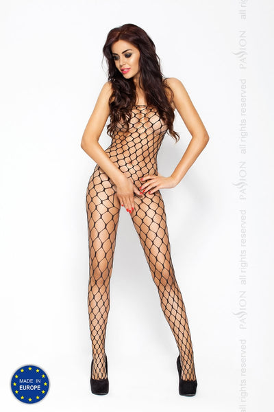 Passion Wide Fishnet Bodystocking