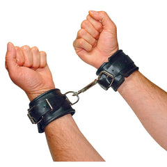 Zado - Adjustable Leather Cuffs