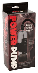 Power Ultimate Vibrating Penis Pump