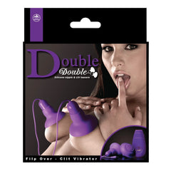 Double Double Vibrating Pleasure