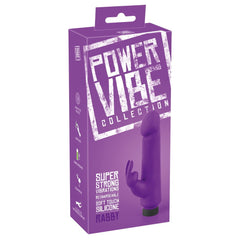Power Vibe Rechargeable Silicone Rabby