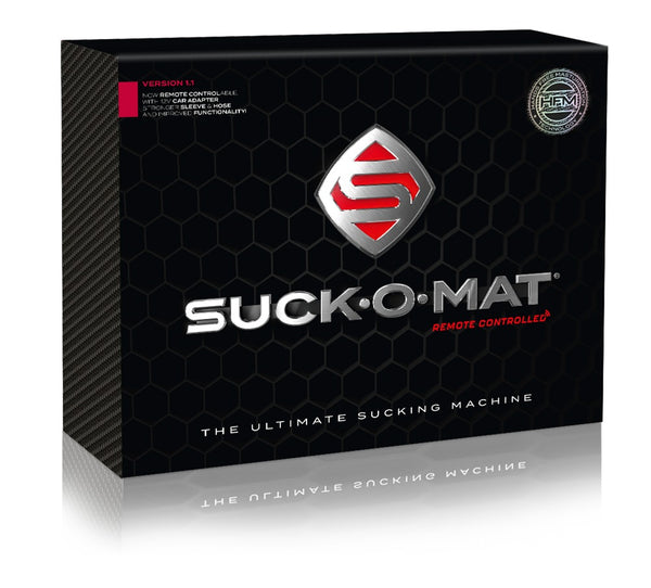 Suck-O-Mat Remote Controlled - Blowjob Turbo Machine