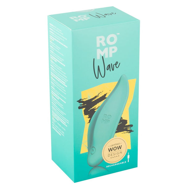 ROMP by Womanizer - Wave Chargeable Clitoral Vibrator
