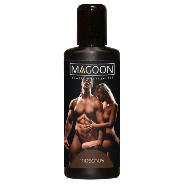 Magoon - Musk Erotic Massage Oil 50ml