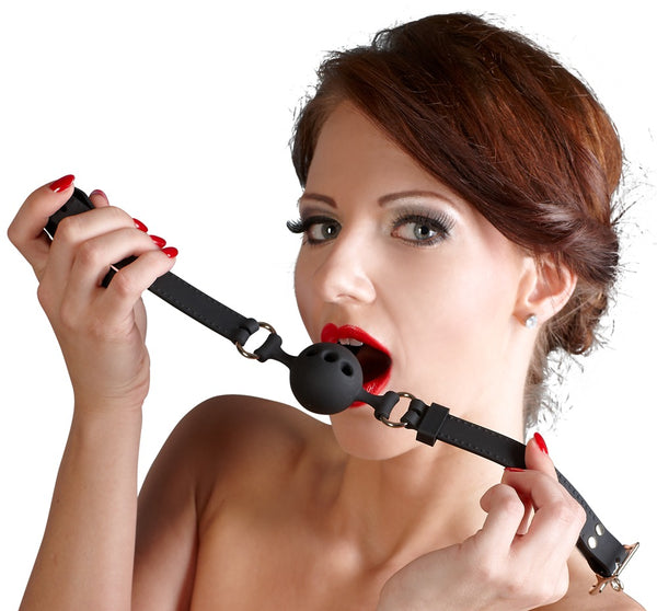 Breathable Gag Silicone