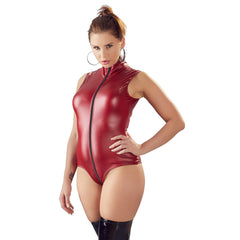 Cottelli Party Collection - Body Zip Red