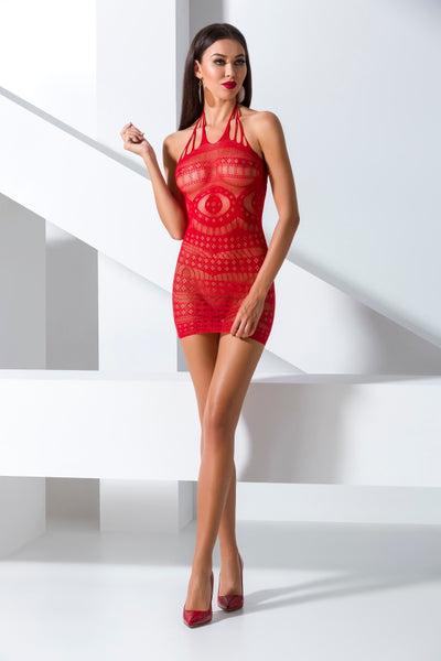 Passion See-Through Dress Bodystocking