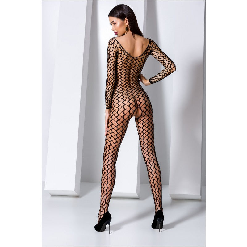Passion Full Body Wide Fishnet Bodystocking