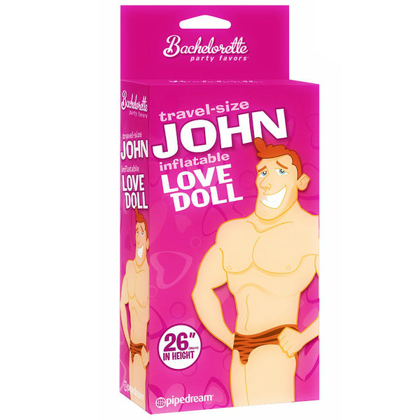 John Travel Size Doll