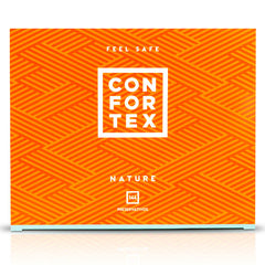 Confortex Natural Condoms - 144 Bulk Pack