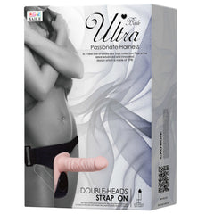 Ultra Passionate Double Head Vibrating Strap-on