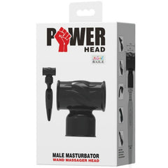 Power Head - Wand Attachment Head Penis Stimulator