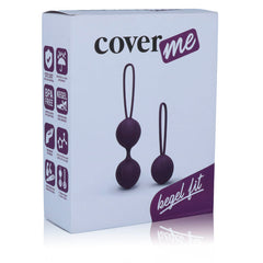 CoverMe Silicone Kegel Kit