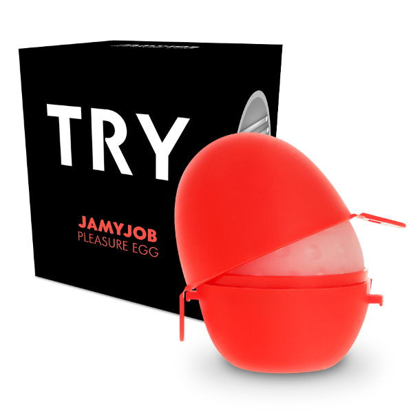 JamyJob - Egg Masturbator Black Version